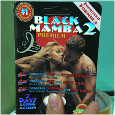 black bama 2 / Sex Enhancer/ Top quality for male