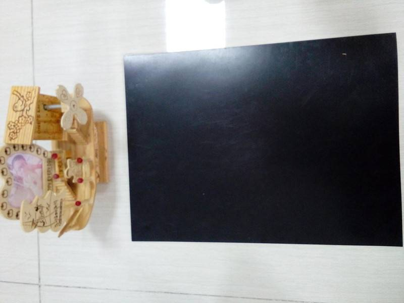 Black HDPE Plastic Slip Sheet