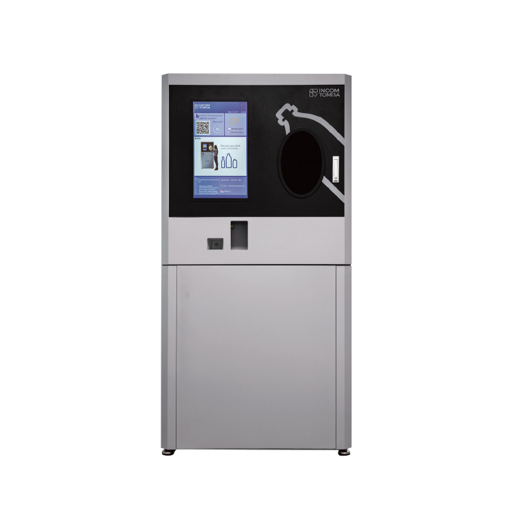 The H-10 and H-11 reverse vending machines IMP system accessible