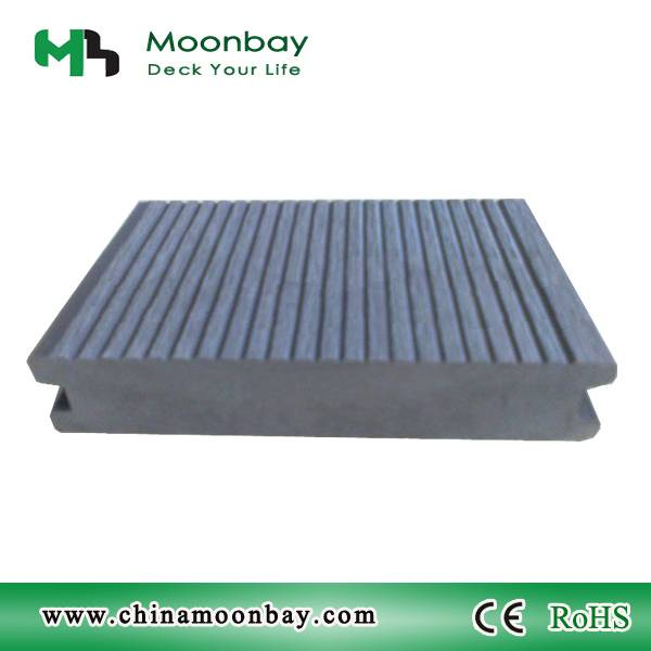 plastic wood composite flooring