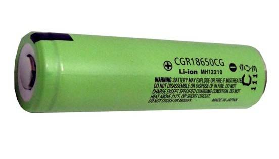 best sale CGR 18650 panasonic 18650 battery supplying