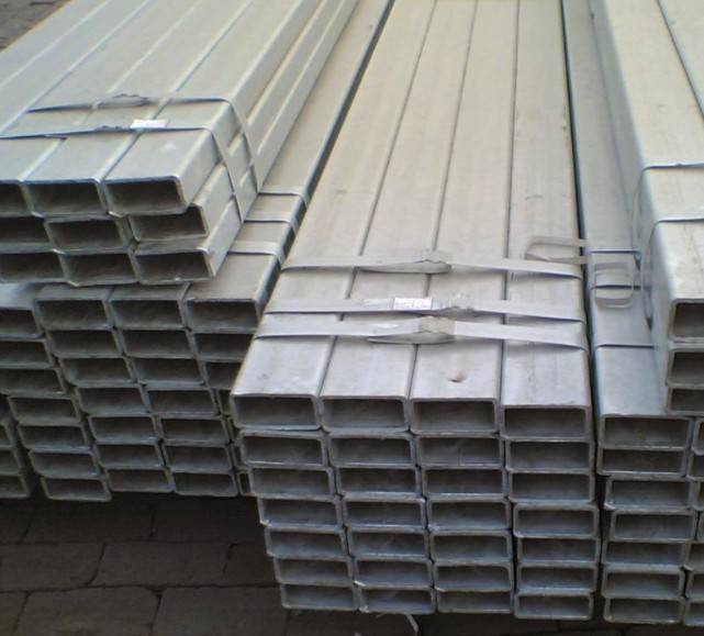10mm wall thickness rectangular steel tube