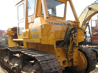 USED CATERPILLAR D155A-1 BULLDOZER