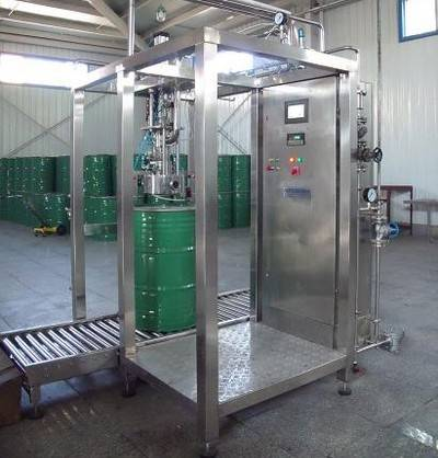 Single Head Aseptic Bags Filling Machine