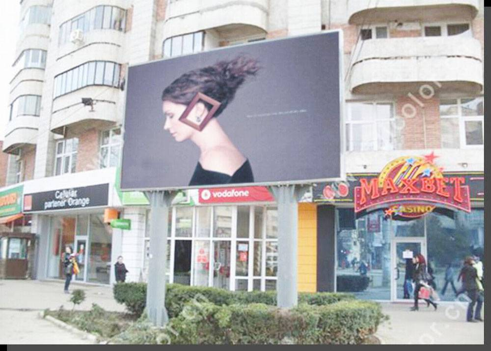 P16 LED display,video wall for commercial and sports