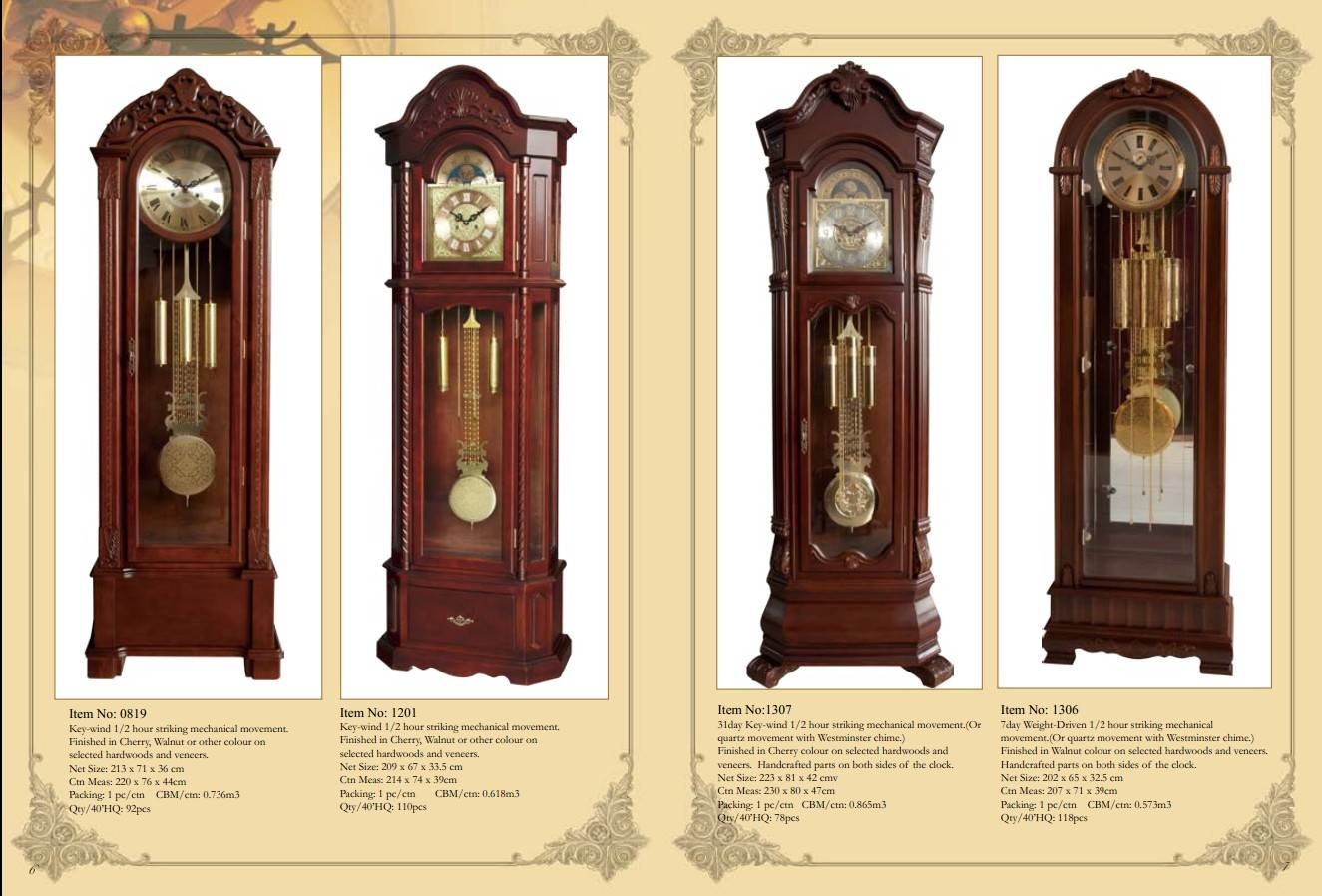 mansion wind and handmade grandfather clock It's impossible when talking to andy daigneault not to feel that he has a unique appreciation for time in fact, the owner of portage business house of clocks has a.