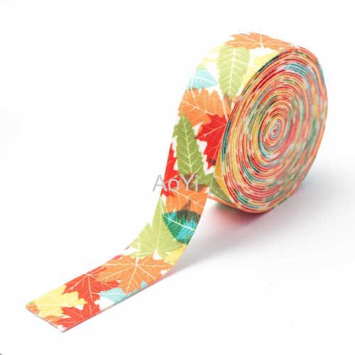 4cm Polyester Nylon Yarn rubber woven elastic tape