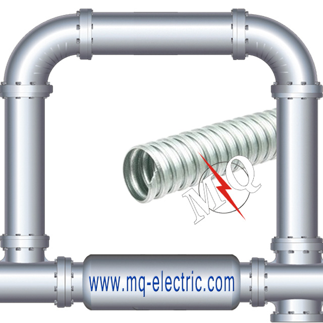 Steel Corrugated Flexible Conduit Manufacturer