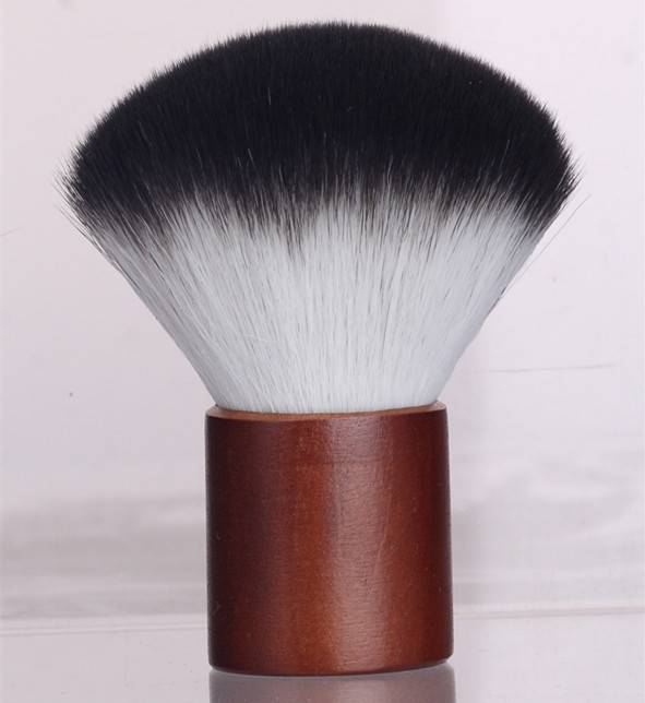 the mixed badger hair shaving brush