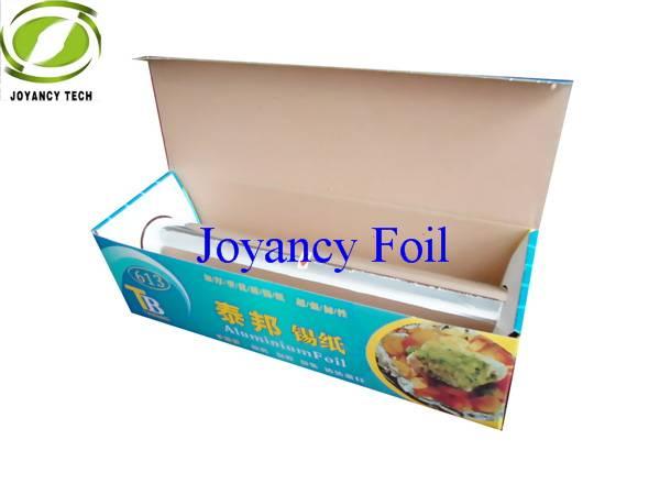 Heavy duty foil roll
