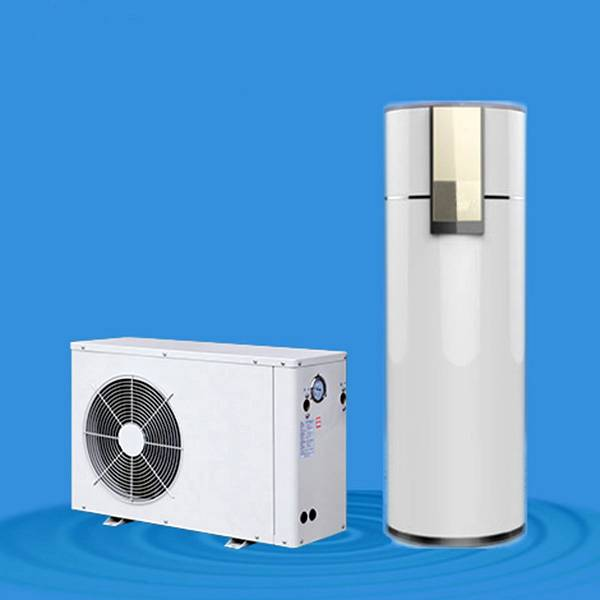 Domestic Air Source Heate Pump Water Heater