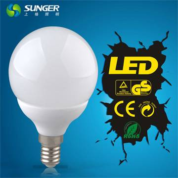E14 LED Ball Bulb 4.5W LED Linghting LED BULB