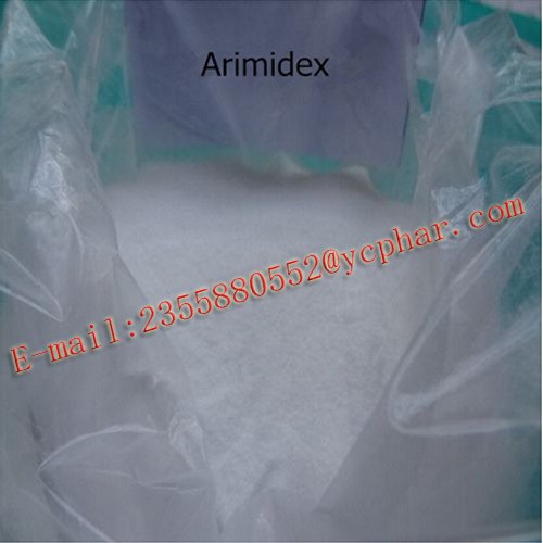 Anti-estrogen Steroid Anastrozole Arimidex For Muscle Growth