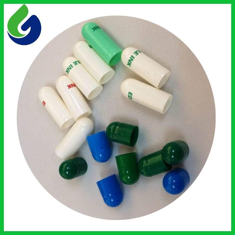 Separated empty capsules gelatin capsule shell