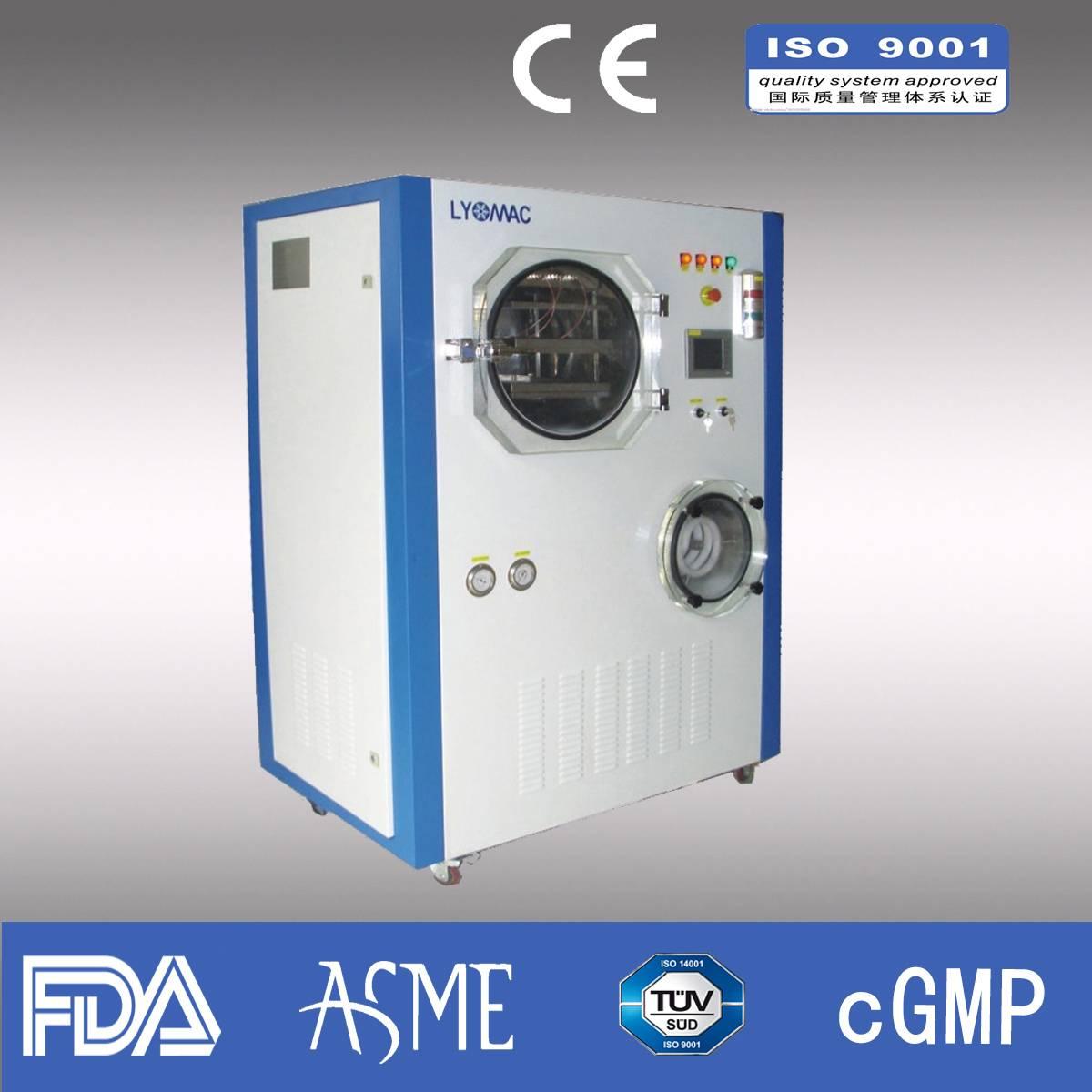 Freeze dryer/ Pharmaceutical freeze dryer/ industrial freeze dryer/Capacity 8kg