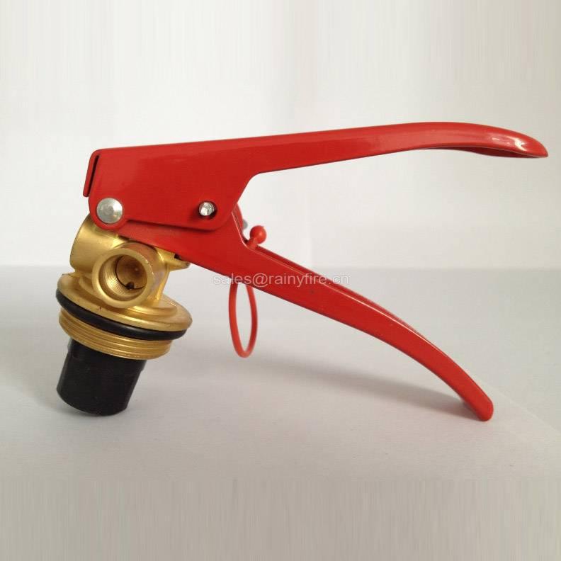 DCP fire extinguisher valve 3-9kg