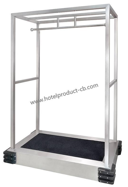 Newest custom high quality hotel Luggage cart