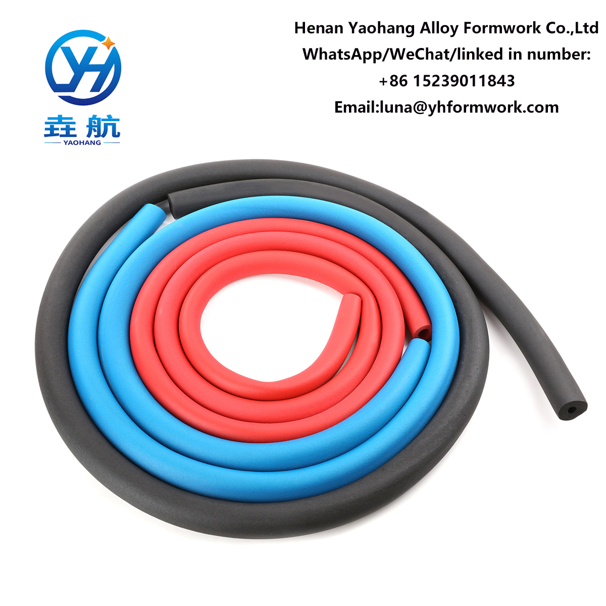High quality thermal insulation tube for Air conditioning