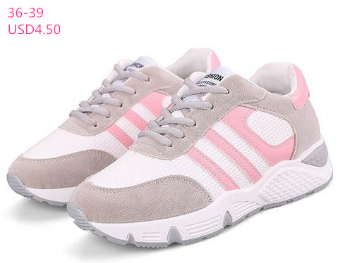 fashionable sports shoes