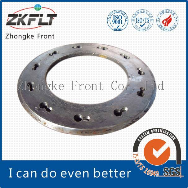 China Concrete pile end plate distributor