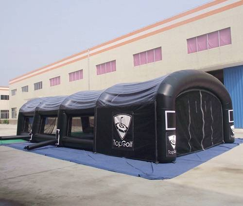 Lanqu inflatable camping tent