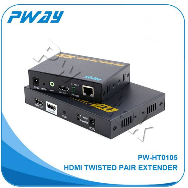 50M HDMI extender over UTP cable (PW-HT0105)