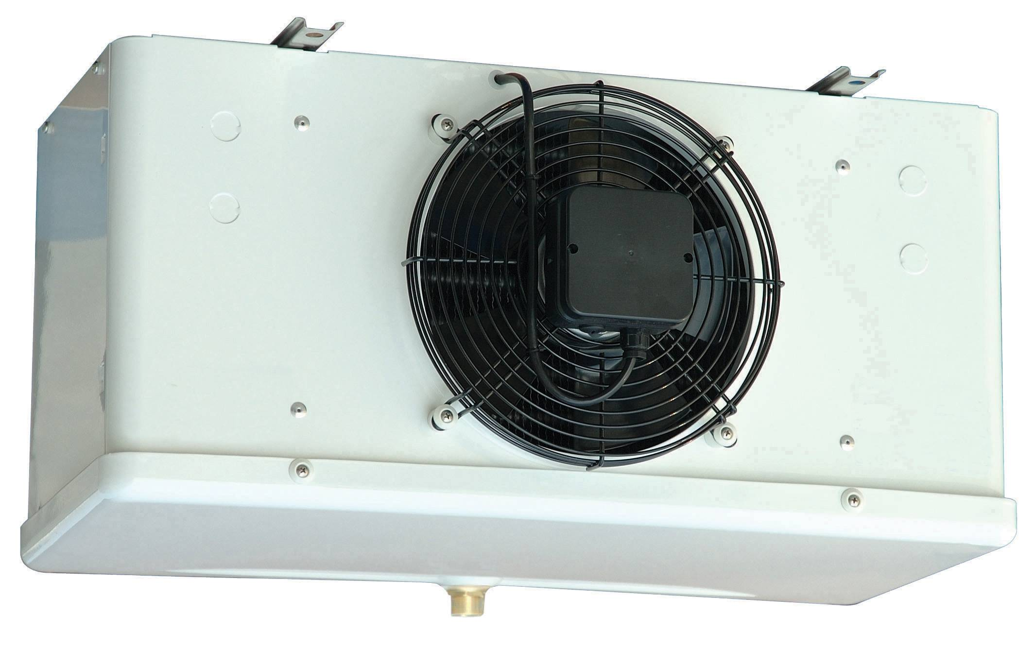 REA series forced convection air coolers
