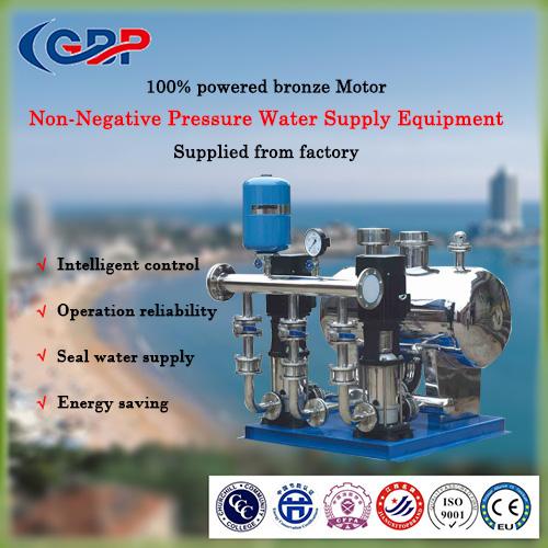 Non-Negative Pressure Water Supply Equipment 60-40-82-3