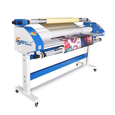 1600 Wide Format Heat Assist Automatic Cold Laminator