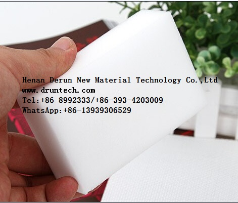 Derun Magic Eraser like Mr.Clean melamine foam eraser sponge pads