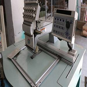 single head embroidery machine tajima