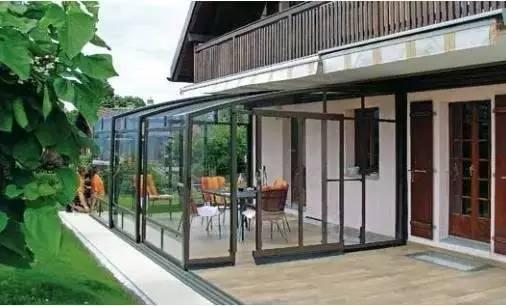 Gardending aluminum sun rooms