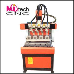 Mini cnc router for Engraving and Rotary (Mitech6090)