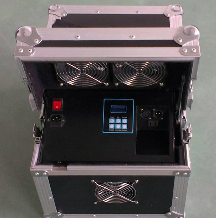 600W smoking machine without preheating