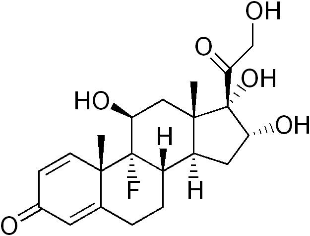 Triamcinolone CAS 124-94-7