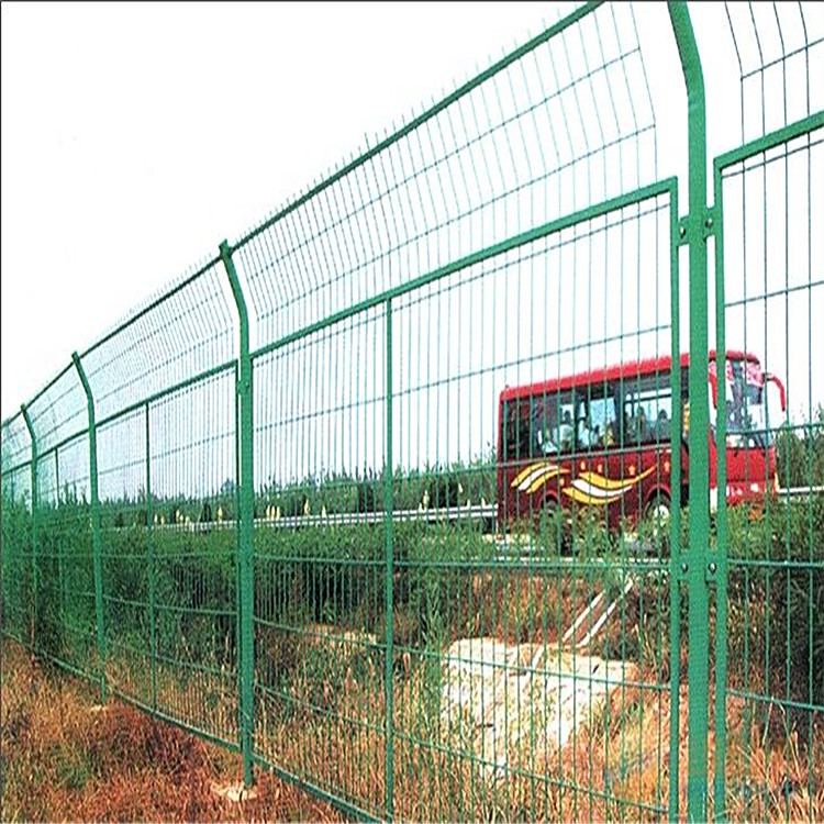 highway fence