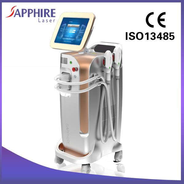Super Vertical SHR IPL Beauty Machine