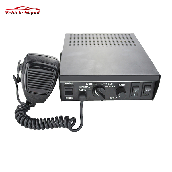12v High Power Police Alarm Siren Electronic High Quality Car Emergency Warning Siren Speaker