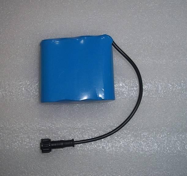 9.6V 3Ah lifepo4 battery