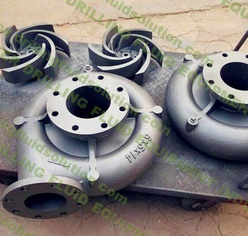 Mission Halco 2500 Centrifugal Pump Parts