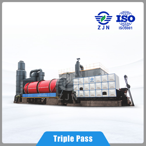 High Efficient Rotary Brewery Grains/Starch Residues Drying