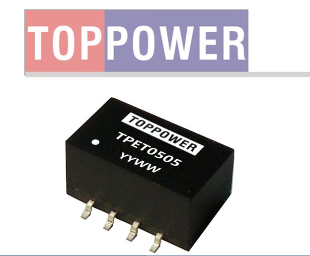 1W SMD DC/DC Converters TOPPOWER
