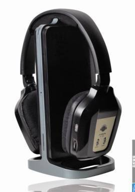 A-108 wireless headphone for PC