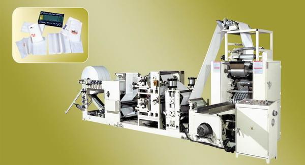 ZYJ-IV Absorbing Napkin Machine
