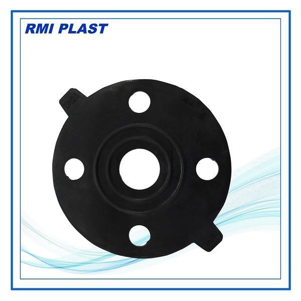EPDM rubber flange gasket