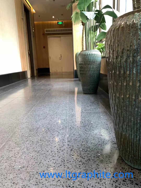 Public safety Flooring, Anti-Slip, Environment-Friendly Terrazzo Tiles