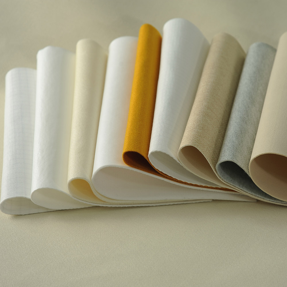 Nomex,PPS,PE,PP,PTFE,ACRYLIC,P84 needle punched felt filter cloth