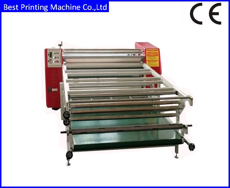 Automatic Roller Sublimation Heat Transfer Printing Machine for Roll Textile