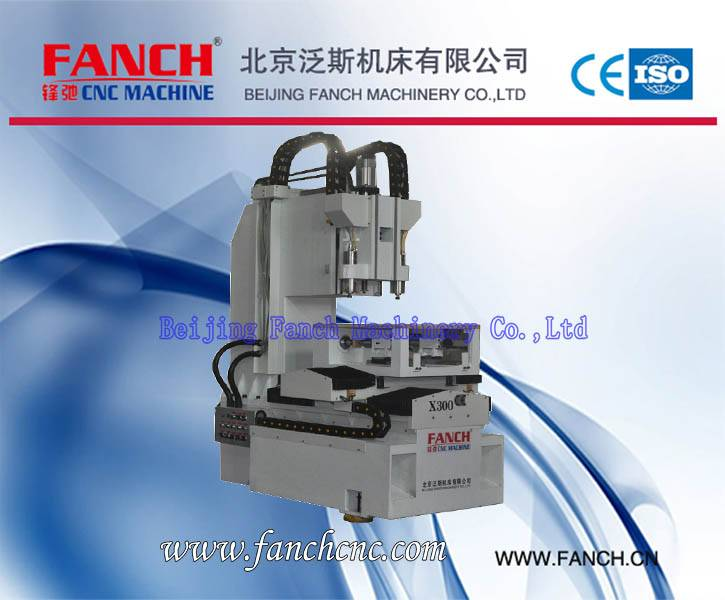 CNC Router for Non-metal Materials Relief Engraving Machine[FC-X300]
