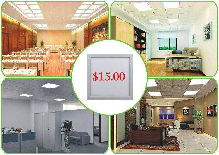 36W LED Panel Light Square Panel Light